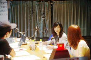 TBSラジオ「ACTION」に佐佐木由美子が出演させていただきました